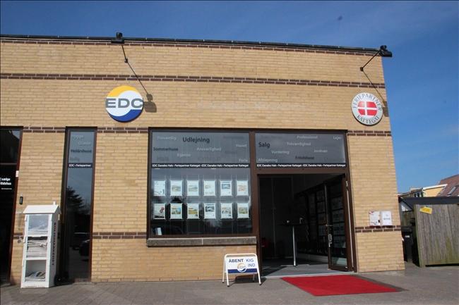 EDC Danebo Hals