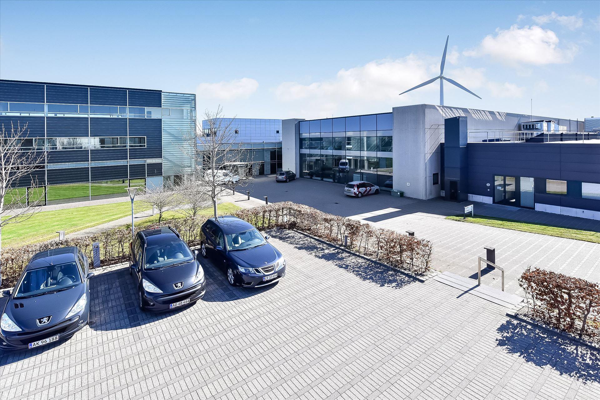 Lager/Produktion til Salg - Alsvej 21, 8940 Randers sv