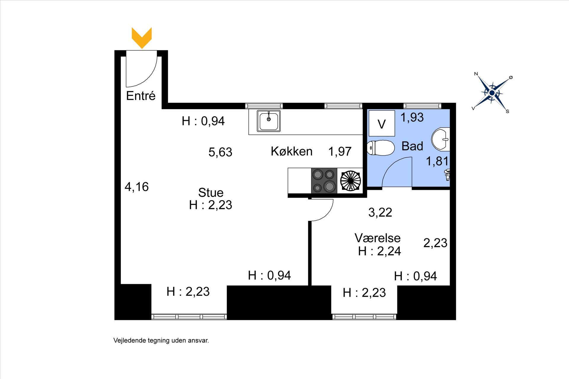 ejendomme Skovvangsvej Aarhus N.