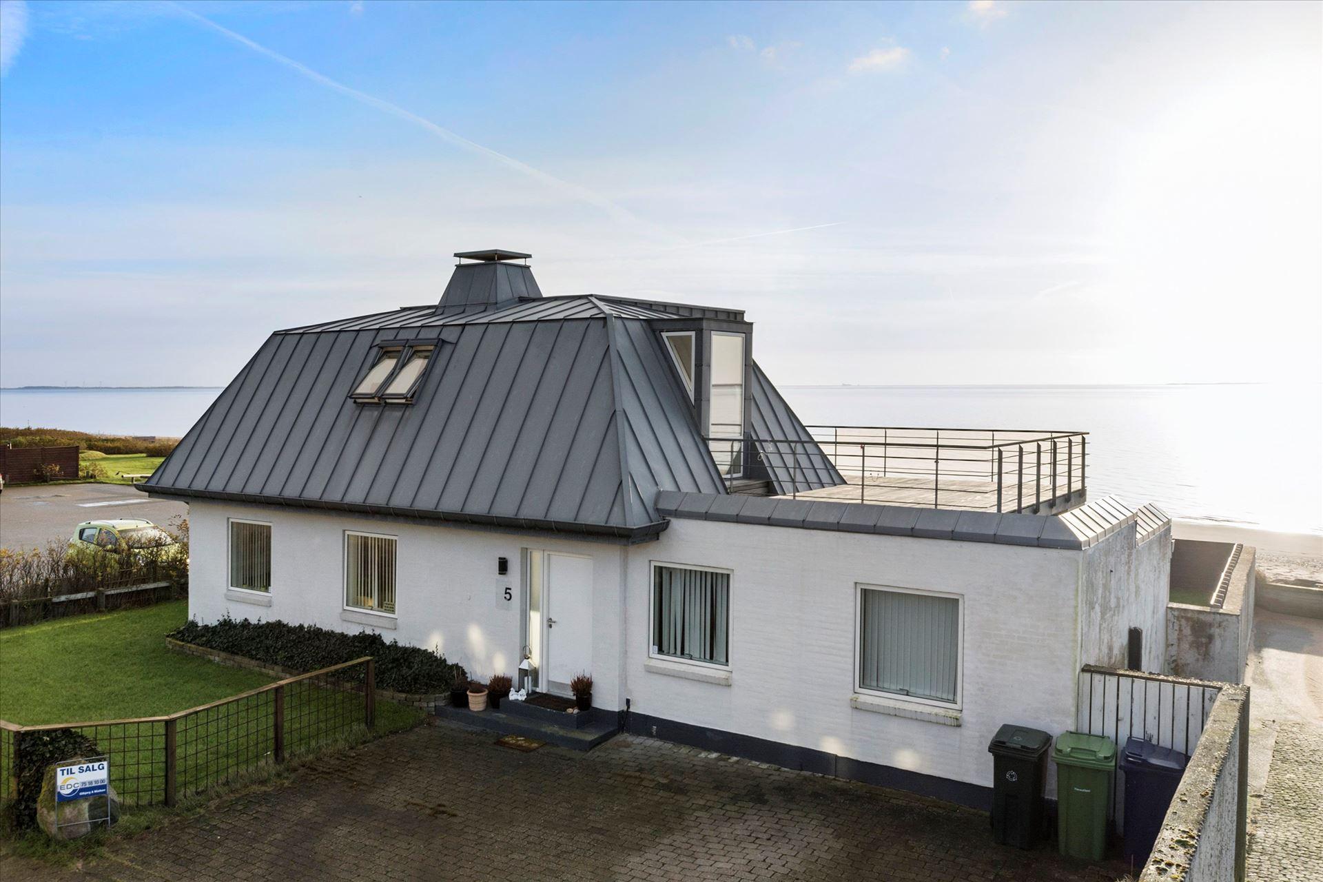 Villa til Salg - Hjerting strandvej 5, 6710 Esbjerg v
