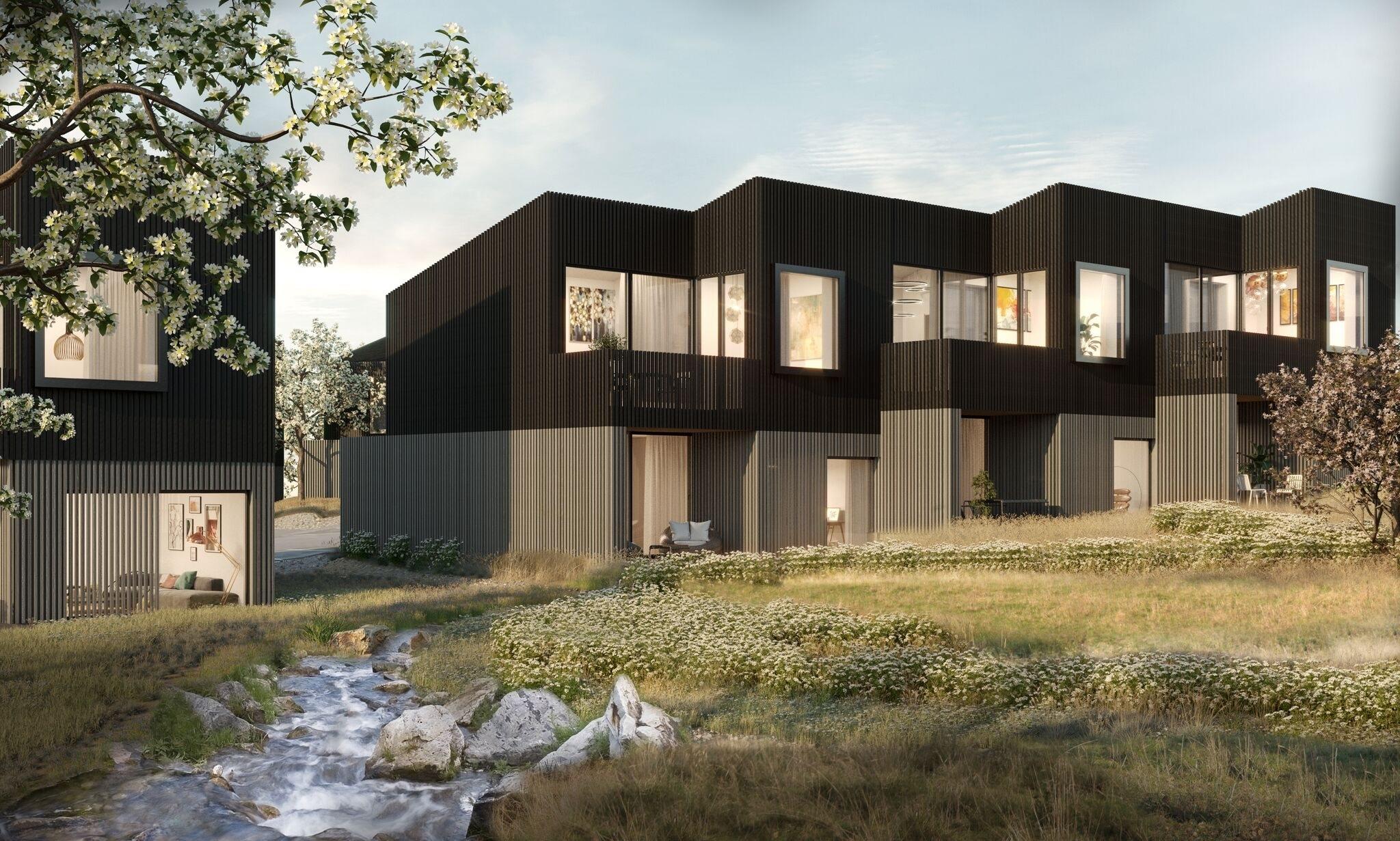 Rækkehus til Salg - Toppen 99, trekroner, 4000 Roskilde