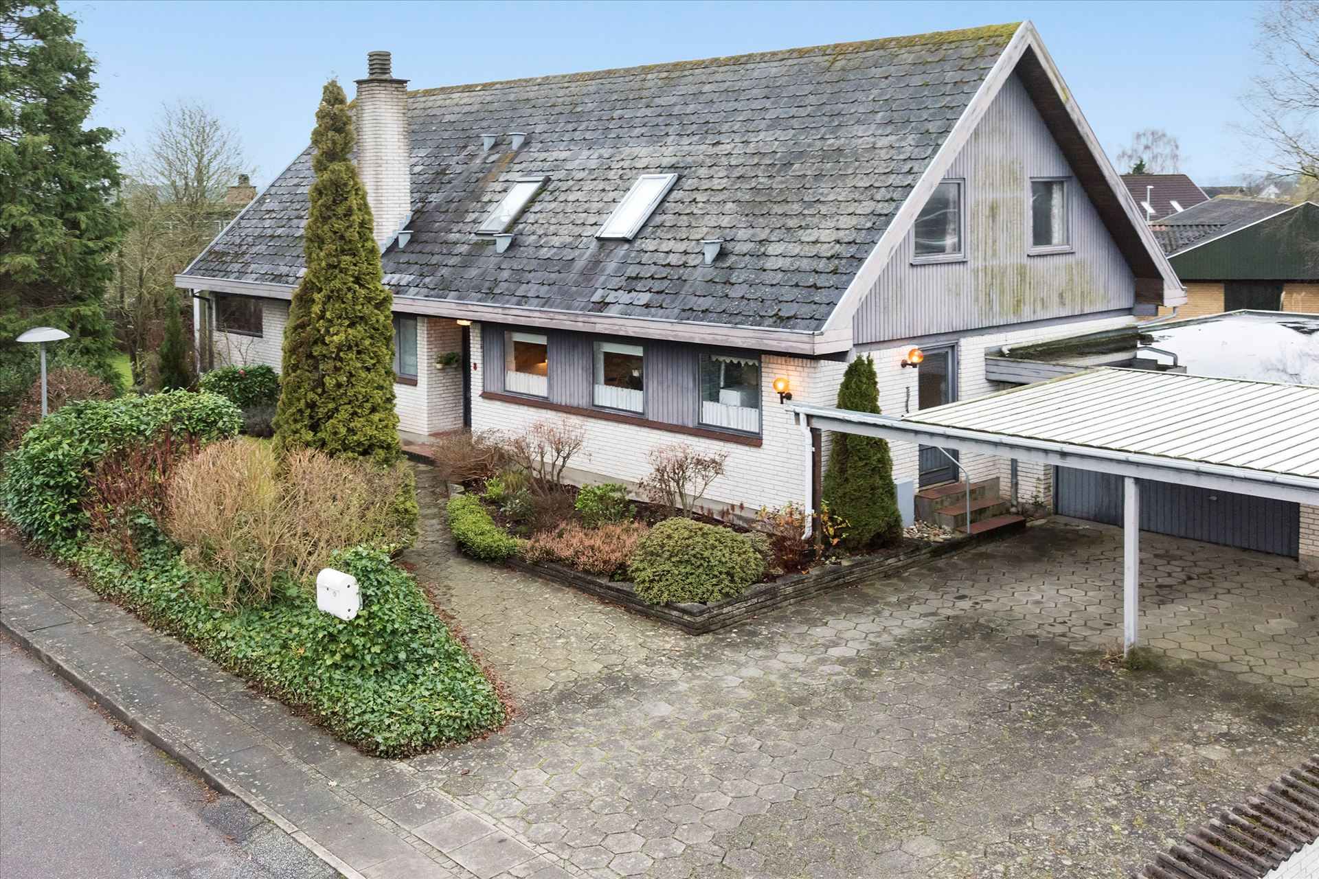 Villa til Salg - Siøvænget 8, 7000 Fredericia