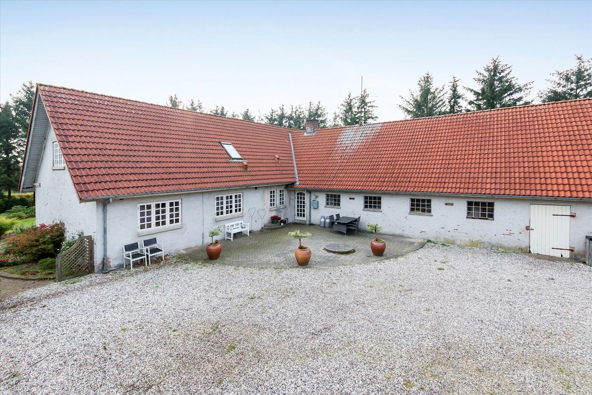 Planteavlsgårde/landbrugsjord til Salg - Glerupvej 5, urup, 7200 Grindsted