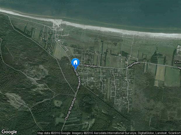 Helarsgrund Til Salg Skudehandlervej 16 Thorup Strand 9690