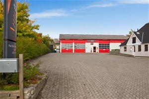 Blandet bolig- og erhvervsejendomme til salg i Faaborg-Midtfyn - Erhvervslokaler