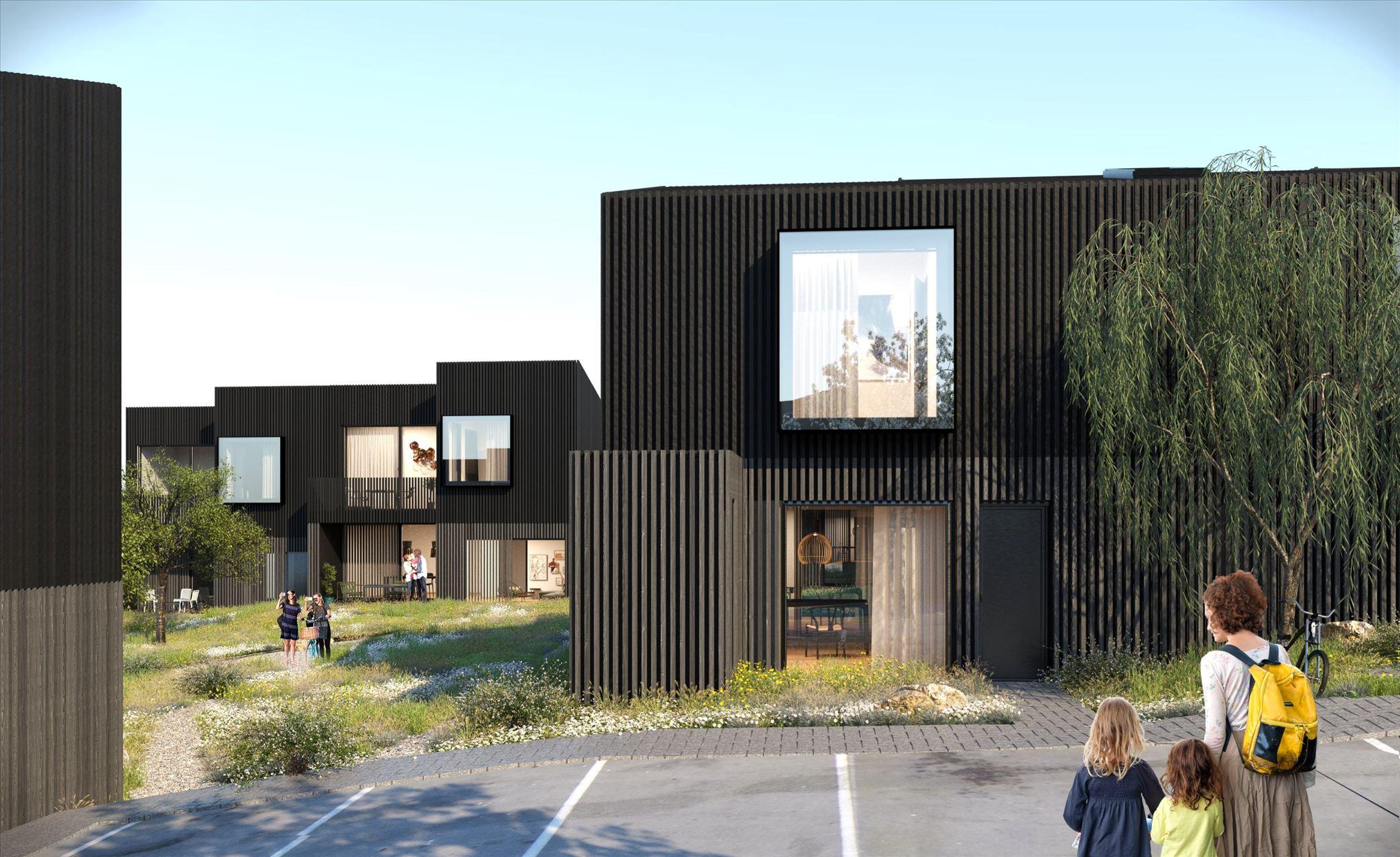 Rækkehus til Salg - Toppen 67, trekroner, 4000 Roskilde