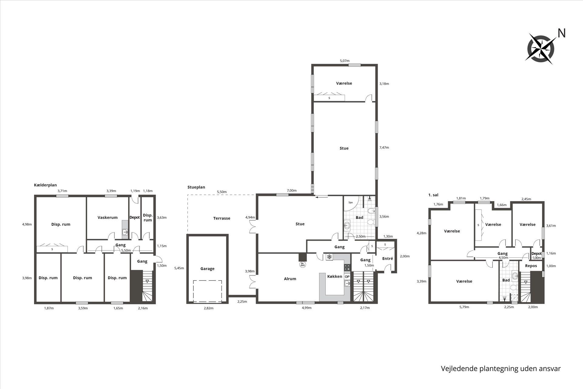 Villa til Salg - Vester altan 38, 9500 Hobro